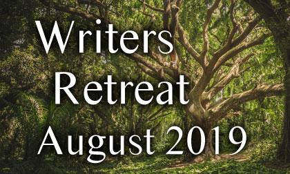 Writers Retreat August 2019